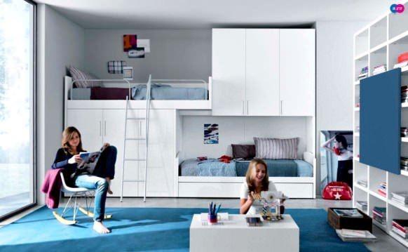 Çocuklarınız İçin Oda Dekorasyon