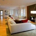 geniş oda dekorasyon örnekleri geniş oturma odası dekorasyon