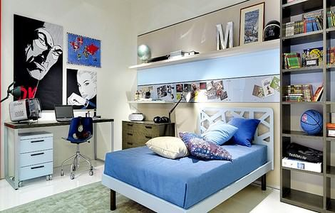 Çocuk Odası Dekorasyon Ve Mobilya Fikirleri 4