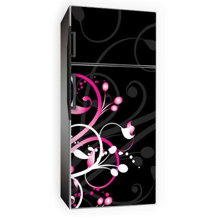 dekoratif buzdolabı yapışkan resim
