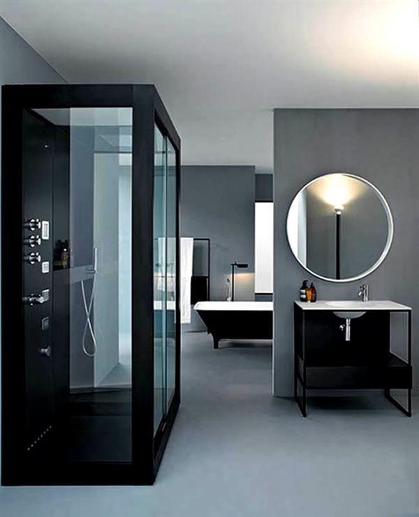 buharlı modern duşa kabin modelleri - cagdas dusa kabin - Buharlı Modern Duşa Kabin Modelleri