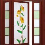 katlamalı İç mekan kapı modelleri - cam desenli kapi 150x150 - Katlamalı İç Mekan Kapı Modelleri