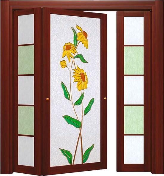 Katlamalı İç Mekan Kapı Modelleri 6