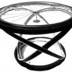 Yeni Tasarım Cam Sehpa Modelleri 6