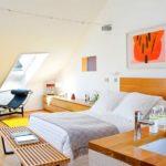 çatı katı yatak odası evinizi güzelleştirmek adına fikirler