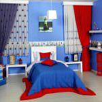 Çocuk Odalarınıza Renkli Dekoratif Perdeler