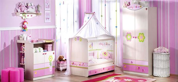 çilek bebek odası