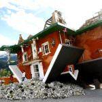 Çılgın İlginç Ters Ev Tasarımı