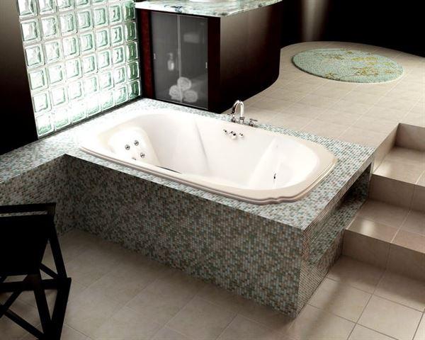 Güzel Banyo Küvet Tasarım Modelleri 3