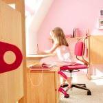 Şirin Kız Çocuk Odası Mobilya Modeli 4