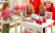 Çocuk Odası Oyun Alanları Dekorasyonları