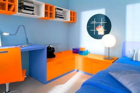 Çocuk Odası Dekorasyon Ve Mobilya Fikirleri 6