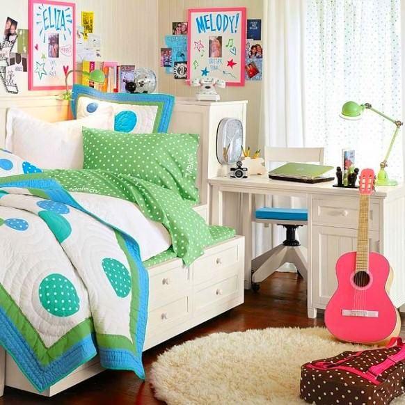 Çocuk Odası Dekorasyon Fikirleri 2