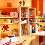 Çocuk Odası Ders Çalışma Masaları 7