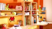 Çocuk Odası Ders Çalışma Masaları