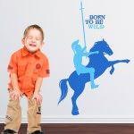 Çocuk Odası Sticker Duvar Süsleri 14