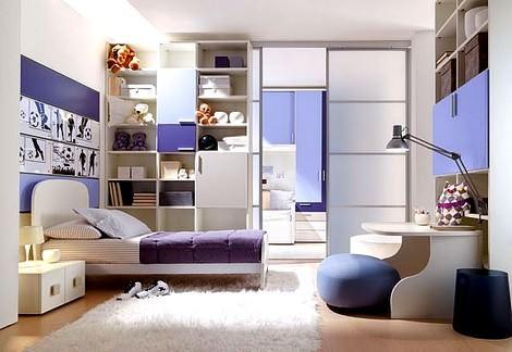 Çocuk Odası Dekorasyon Ve Mobilya Fikirleri 9