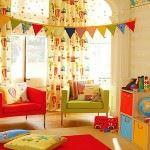 Çocuk Odası Perdeleri