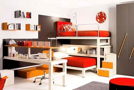 Çocuk Odası Ranza Modelleri 1