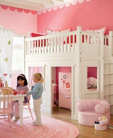 Yeni Model Çocuk Odası Ranza Fikirleri 6