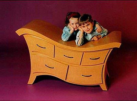 Çocuk Odası Şifonyer Modelleri 4