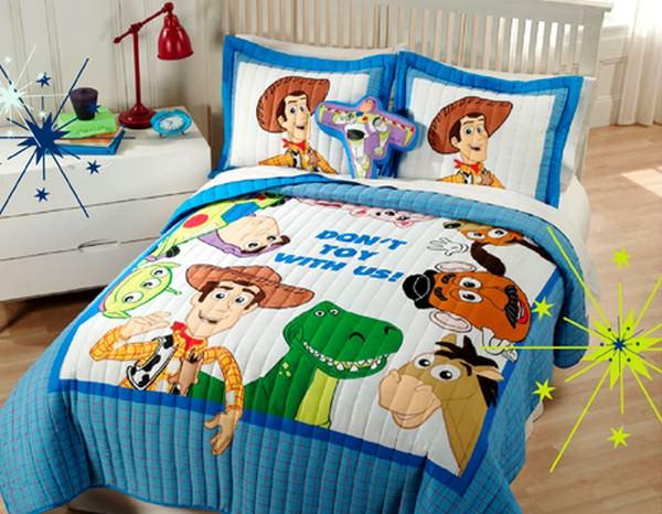 Çocuk Odası Yatak Örtüleri 9