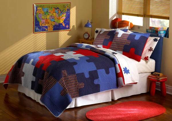 Çocuk Odası Yatak Örtüleri 5