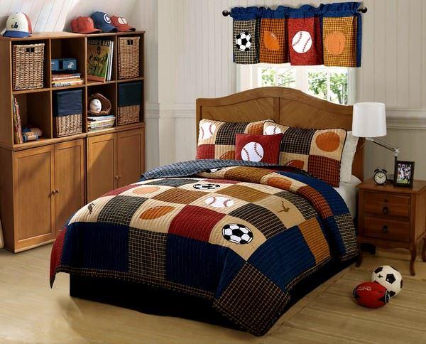 Çocuk Odası Yatak Örtüleri 6