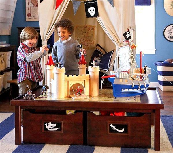 çocuk odası oyuncak saklama depolama