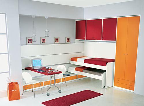 Yeni Model Çocuk Odası Ranza Fikirleri 7