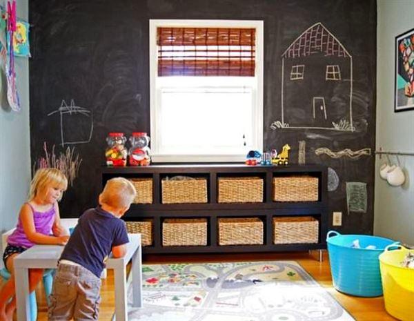 Çocuklarınız İçin Oyun Odası Fikirleri 9