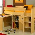 Kabinli Çocuk Odası Yatak Modelleri 2