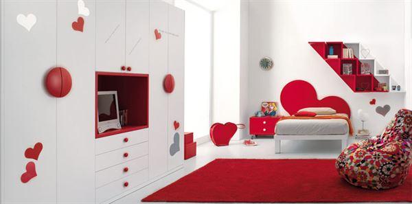 Kız Ve Erkek Çocuk Odası Dekorasyon Modelleri 2