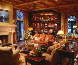 Oturma Odası Salon Dekorasyon Örnekleri