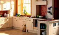 Şirin ve Rahat Mutfak Dekoru
