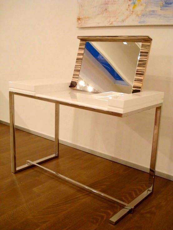 Farklı Değişik Tasarım Tuvalet Masası Modelleri 5