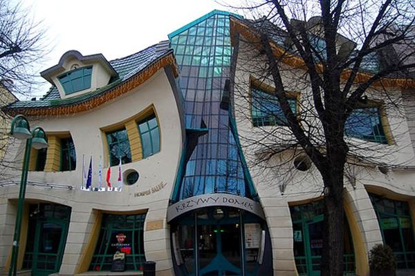 Farklı Değişik Mimari Yapılar 9