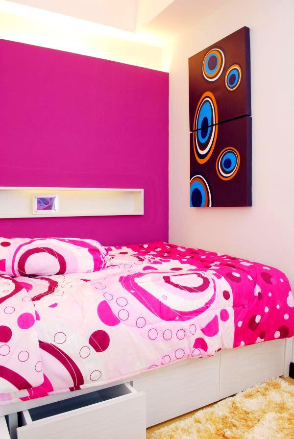 Apartman Dairesi Dekorasyon Modeli 6