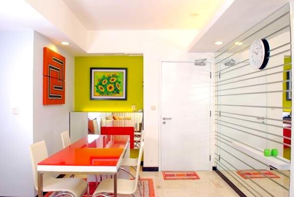 Apartman Dairesi Dekorasyon Modeli 3