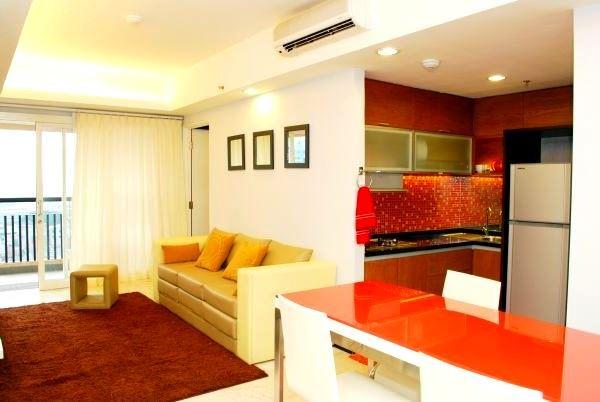 Apartman Dairesi Dekorasyon Modeli 1