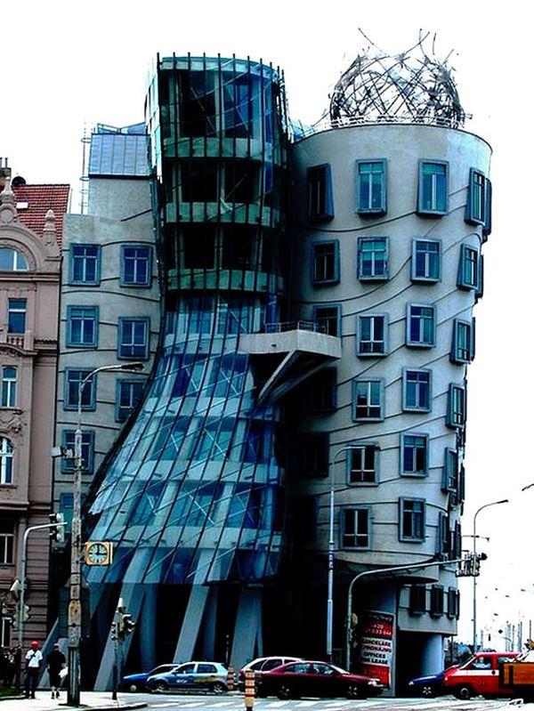 Farklı Değişik Mimari Yapılar 2