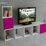 Yeni Modern LCD Tv Üniteleri