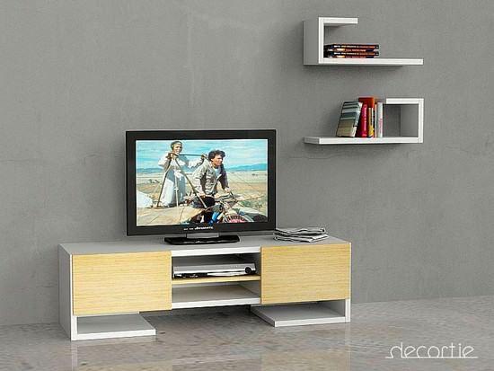 Yeni Modern LCD Tv Üniteleri 4