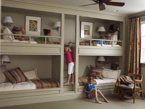 Yeni Model Çocuk Odası Ranza Fikirleri 4