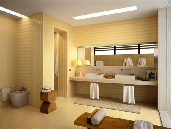 Modern 2014 Tasarım Banyo Dekorasyonları 17