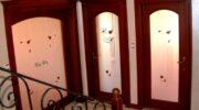 Dekoratif ahşap kapı modelleri