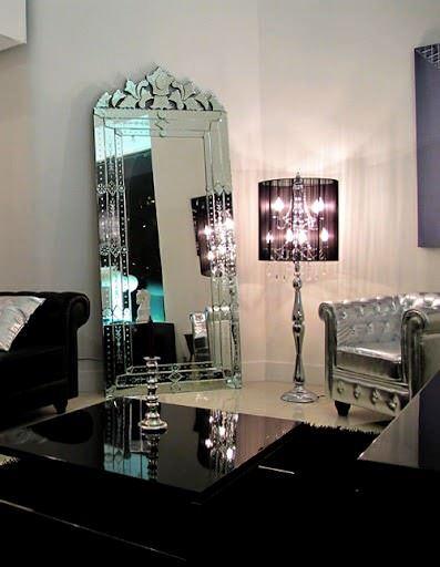 Modern Ve Klasik Büyük Boy Ayna Modelleri 6