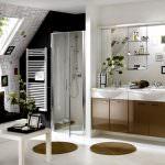 Çok Şık Dekorasyonlu Banyolar