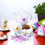 yeni tasarım Çok güzel kahvaltı takımları - dekoratif desenli kahvalti takimlari porselen 150x150