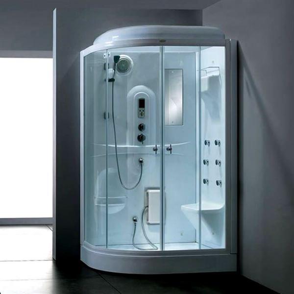 buharlı modern duşa kabin modelleri - dekoratif dusa kabin modelleri - Buharlı Modern Duşa Kabin Modelleri
